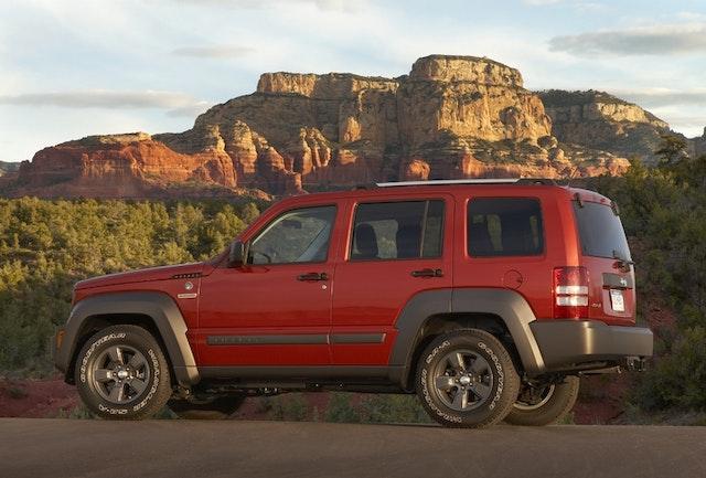 2010 Jeep Liberty Exterior