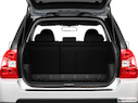 2010 Kia Sportage Trunk open