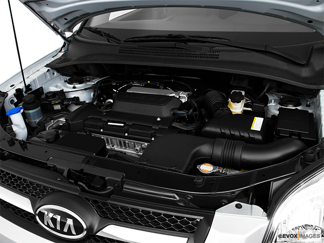 2010 Kia Sportage Engine