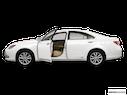2010 Lexus ES 350 Driver's side profile with drivers side door open