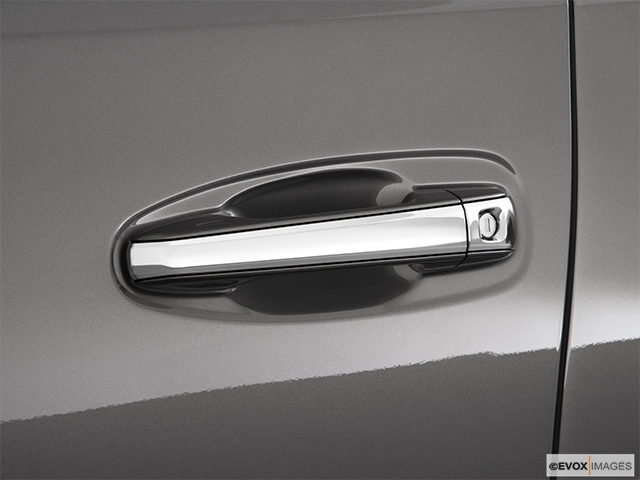 2010 Lexus GX 460 Drivers Side Door handle