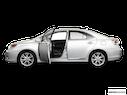 2010 Lexus HS 250h Driver's side profile with drivers side door open