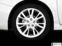 2010 Lexus HS 250h Front Drivers side wheel at profile