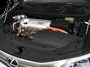 2010 Lexus HS 250h Engine