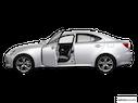 2010 Lexus IS 250 Driver's side profile with drivers side door open