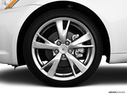 2010 Lexus IS 250 Front Drivers side wheel at profile