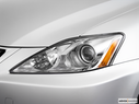 2010 Lexus IS 250 Drivers Side Headlight