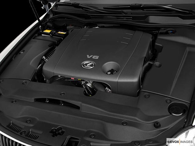 2010 Lexus IS 250 Engine