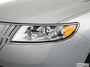 2010 Lincoln MKZ Drivers Side Headlight