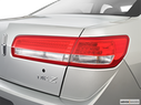 2010 Lincoln MKZ Passenger Side Taillight