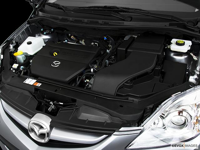2010 Mazda Mazda5 Engine
