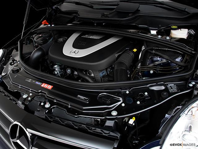2010 Mercedes-Benz R-Class Engine