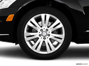 2010 Mercedes-Benz S-Class Front Drivers side wheel at profile