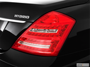 2010 Mercedes-Benz S-Class Passenger Side Taillight