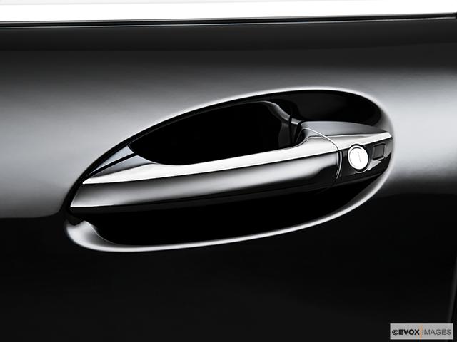 2010 Mercedes-Benz S-Class Drivers Side Door handle