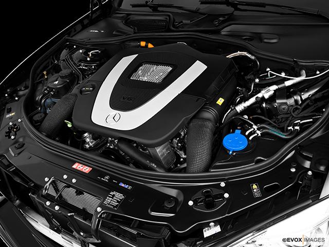 2010 Mercedes-Benz S-Class Engine