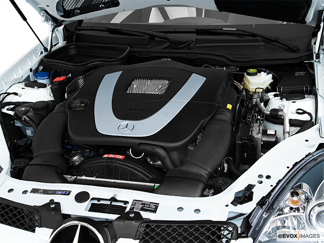 2010 Mercedes-Benz SLK Engine