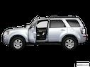 2010 Mercury Mariner Driver's side profile with drivers side door open