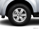 2010 Mercury Mariner Front Drivers side wheel at profile