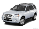 2010 Mercury Mariner Front angle view