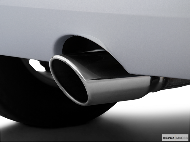 2010 Mercury Mariner Chrome tip exhaust pipe