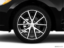 2010 Mitsubishi Eclipse Front Drivers side wheel at profile