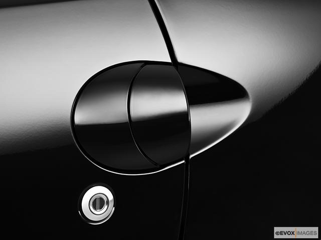 2010 Mitsubishi Eclipse Drivers Side Door handle