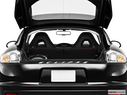 2010 Mitsubishi Eclipse Trunk open