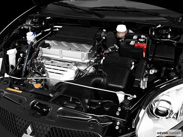 2010 Mitsubishi Eclipse Engine