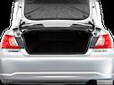 2010 Mitsubishi Galant Trunk open