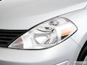 2010 Nissan Versa Drivers Side Headlight