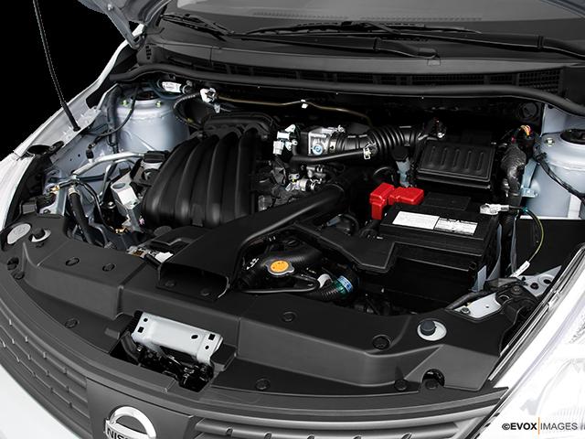 2010 Nissan Versa Engine