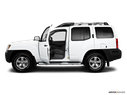 2010 Nissan Xterra Driver's side profile with drivers side door open