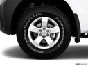 2010 Nissan Xterra Front Drivers side wheel at profile