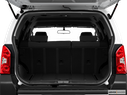 2010 Nissan Xterra Trunk open