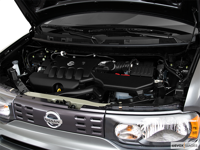 2010 Nissan cube Engine