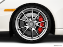2010 Porsche 911 Front Drivers side wheel at profile