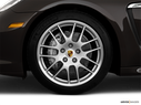 2010 Porsche Panamera Front Drivers side wheel at profile