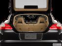 2010 Porsche Panamera Trunk open