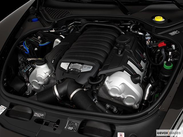 2010 Porsche Panamera Engine
