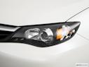 2010 Subaru Impreza Drivers Side Headlight