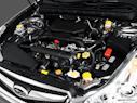 2010 Subaru Legacy Engine