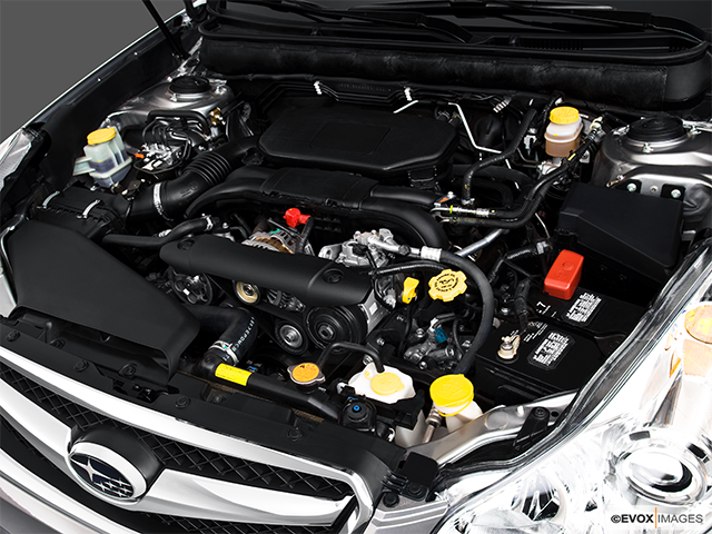 2010 Subaru Legacy Engine