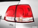 2010 Toyota Land Cruiser Passenger Side Taillight