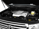 2010 Toyota Land Cruiser Engine