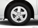 2010 Toyota Prius Front Drivers side wheel at profile