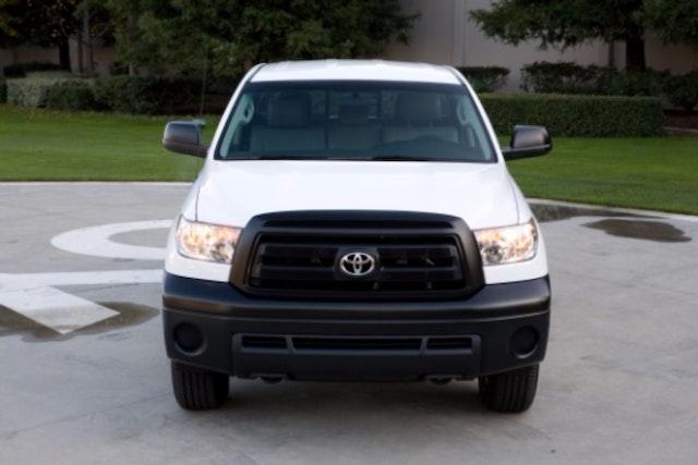 2010 Toyota Tundra Exterior