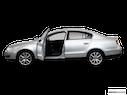 2010 Volkswagen Passat Driver's side profile with drivers side door open
