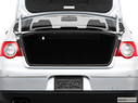 2010 Volkswagen Passat Trunk open