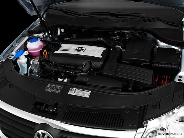 2010 Volkswagen Passat Engine